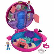 Polly Pocket Pocket World - Opblaasbare Flamingo