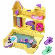 Polly Pocket Big Pocket World - Diepzee Zandkasteel