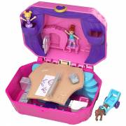 Polly Pocket Big Pocket World - Ballet muziekdoosje