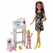 Barbie Skipper Babysitters - Potty Training