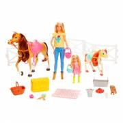 Barbie Paard & Pony