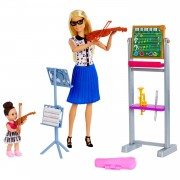 Barbie Carriere Pop - Muzieklerares