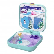 Polly Pocket Hidden Hideouts - Polly op de Noordpool