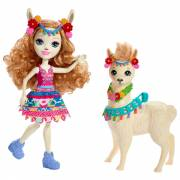 Enchantimals Lluella Lama & Fleecy