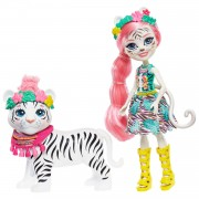 Enchantimals Tadley Tijger & Kitty