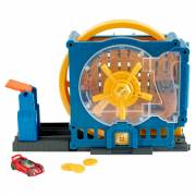 Hot Wheels City - Super Bank Blast-Out Speelset