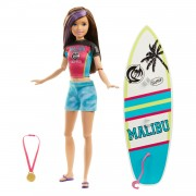 Barbie Dreamhouse Adventures Surfer Skipper