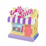 Polly Pocket Pollyville - Snoepwinkel