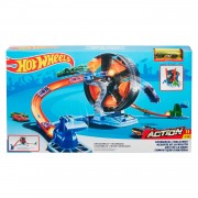 Hot Wheels Action Reuzenwiel Uitdaging Speelset