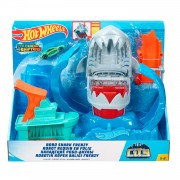 Hot Wheels City - Robo Haai Waanzin Speelset