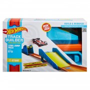 Hot Wheels Track Builder - Mega sprongen set