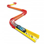 Hot Wheels Track Builder - Premium Bochtenset