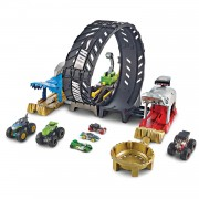 Hot Wheels Monster Truck Looping Uitdaging Speelset