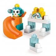 Fisher Price Mega Bloks - Pinguin