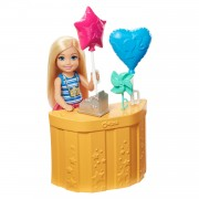 Barbie Chelsea Kermis Speelset