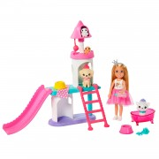 Barbie Princess Adventure - Chelsea Dierenspeelset