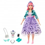 Barbie Princess Adventure - Luxe Prinses Daisy