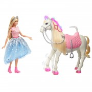 Barbie Princess Adventure - Prance & Shimmer Paard