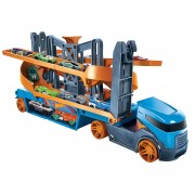 Hot Wheels City Lift en Lanceer Trailer