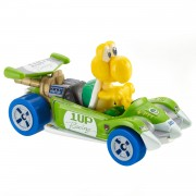 Hot Wheels Mario Kart Voertuig - Koopa Troopa