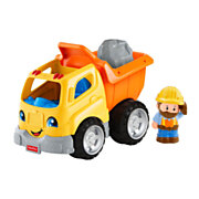Fisher Price Little People Kiepvrachtwagen