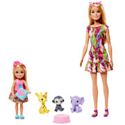 Barbie en Chelsea The Lost Birthday Speelset