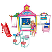 Barbie Chelsea School Speelset