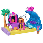 Polly Pocket - Strandfeestje