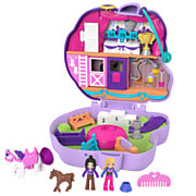 Polly Pocket Big Pocket World  - Paardenshow