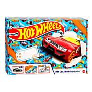 Hot Wheels Celebration Box