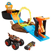 Hot Wheels  Monster Trucks - Stuntbanden Speelset