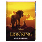 Vriendenboek Disney Lion King