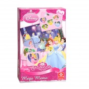 Disney Prinses Kaartspel, 3-in-1