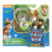 Paw Patrol Pup & Badge Jungle Rescue - Tracker