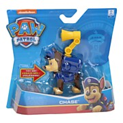 Paw Patrol Pup & Badge - Chase