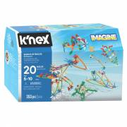K'nex Bunch of Builds Bouwset, 353dlg.