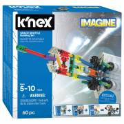 K'Nex Bouwset - Space Shuttle, 60dlg.