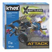 K'Nex Bouwset - X-Saw Attacker, 101dlg.