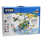 K'Nex Power & Play - Motorized Building Set, 50 Modellen