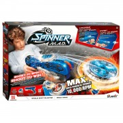 Spinner M.A.D. Single Shot Blaster - Blauw