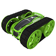 RC Mini Flip Tank Groen