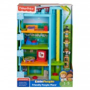 Fisher Price Little People Ontmoetingsplaats (engelstalig)
