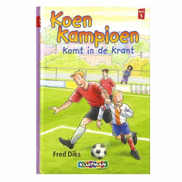 Koen Kampioen - Komt In De Krant