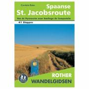 Rother wandelgids Spaanse St. Jacobsroute