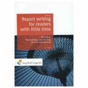 Report writing for readers with little time