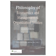 Philosophy of economics and management & organization studie