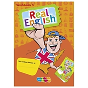 Real English, Workbook 5 (set a 5 exemplaren)