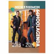 Schoolagenda Nick en Simon  2013-2014