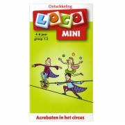 Mini Loco - Acrobaten in het circus (4-6)