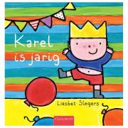 Karel is jarig